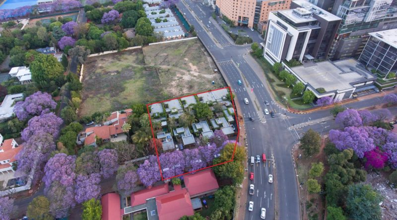 Strong demand for residential apartments in the Rosebank precinct for the next five years