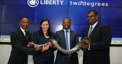 Liberty Two Degrees raises R3.8 billion as it makes its debut on JSE
