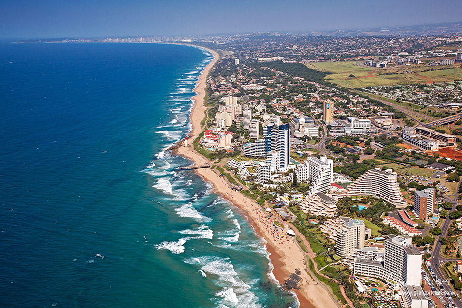 South African Beaches Durban