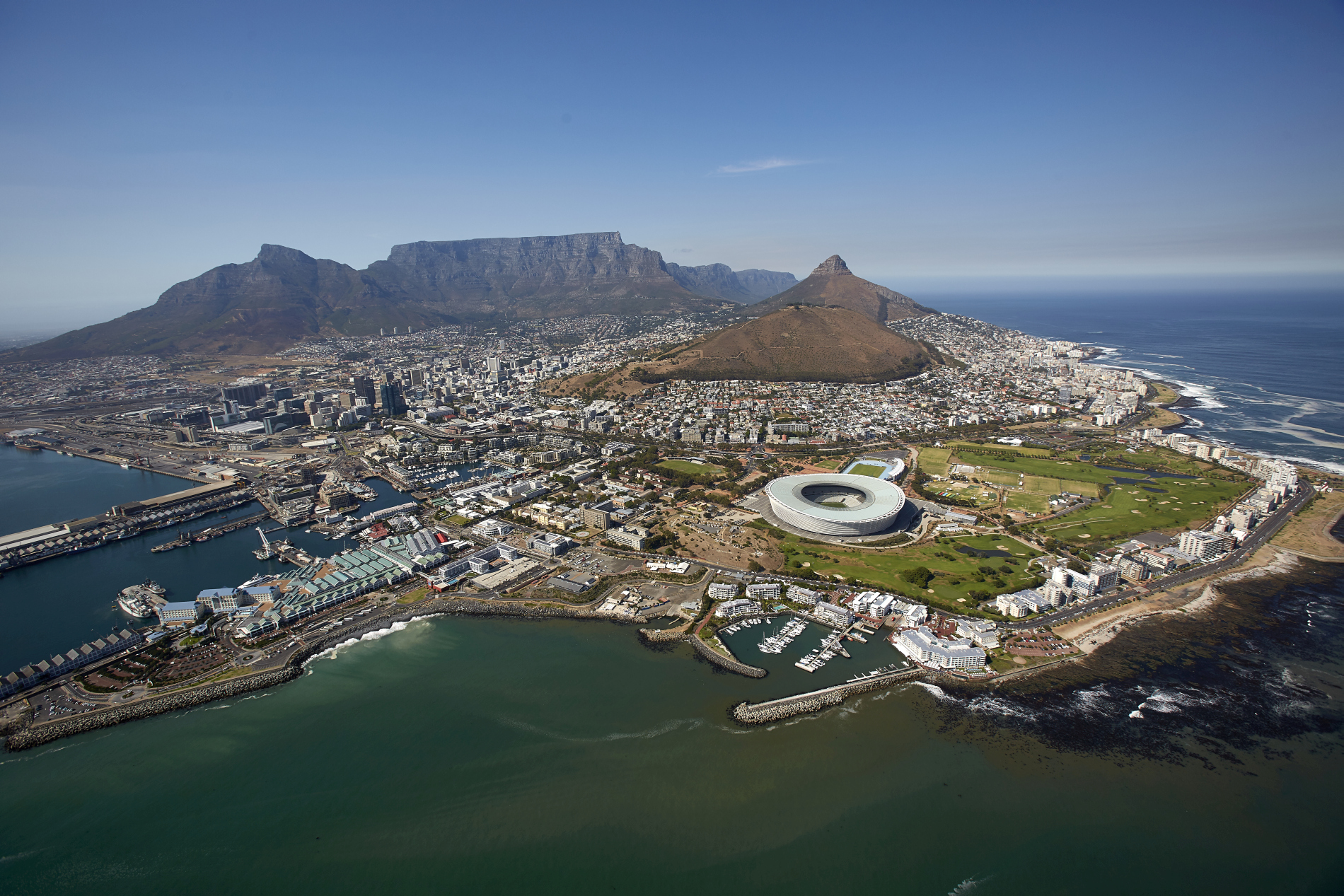 Cape Town Ranked Among The World's Top 'Tech Cities'