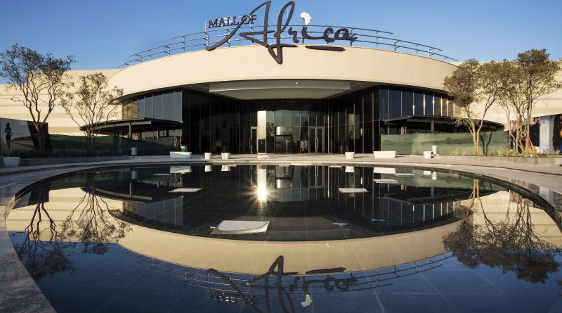 Shopping centre space development in decline in South African urban areas due to oversupply