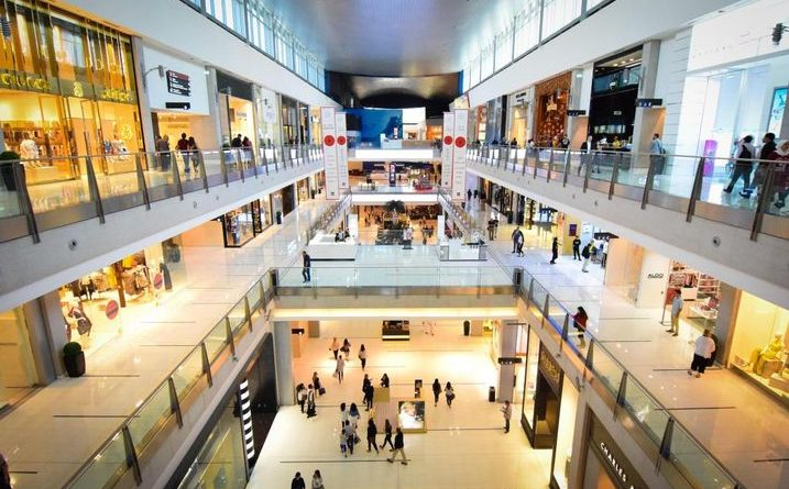 Retail Property challenges are partly about technological advances