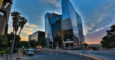 Rethinking office space in post pandemic South Africa