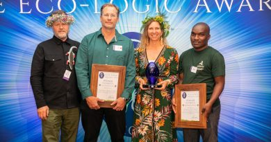 Promoting 'green consciousness' by recognising SA's eco-champions