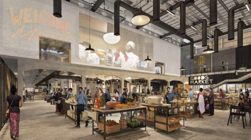 R63-million investment in partnership with the National Treasury's Jobs Fund to create major opportunities for food talent within new, 360o farm-to-fork food experience